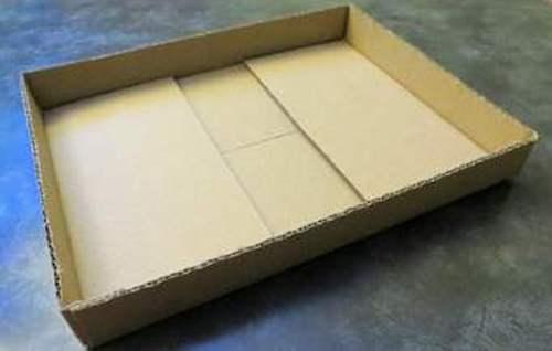 Коврик из картона для кролика своими руками